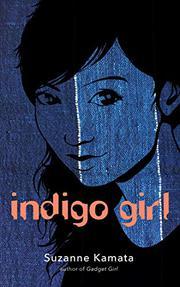 INDIGO GIRL by Suzanne Kamata