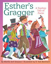 ESTHER'S GRAGGER by Martha Seif Simpson