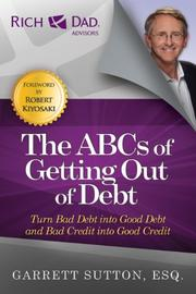 Cover art for ABCS OF GETTING OUT OF DEBT