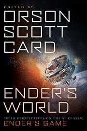 Cover art for ENDER'S WORLD