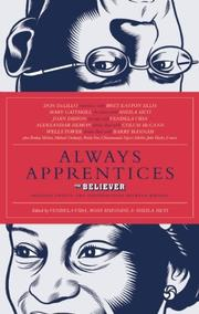 Book Cover for ALWAYS APPRENTICES