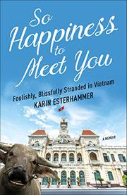SO HAPPINESS TO MEET YOU by Karin Esterhammer