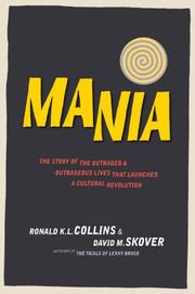 Cover art for MANIA