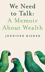 WE NEED TO TALK by Jennifer Risher