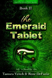 THE EMERALD TABLET  by Tamara Veitch