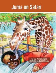 JUMA ON SAFARI by Lisa Maria Burgess