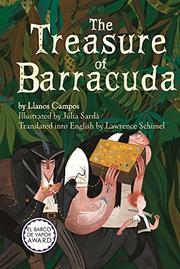 THE TREASURE OF BARRACUDA by Llanos Campos
