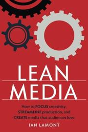 LEAN MEDIA by Ian Lamont