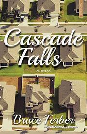 CASCADE FALLS by Bruce Ferber
