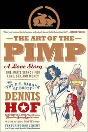 THE ART OF THE PIMP by Dennis Hof