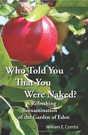 Who Told You That You Were Naked? by William Combs