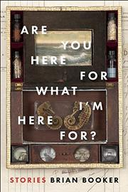 ARE YOU HERE FOR WHAT I'M HERE FOR? by Brian Booker
