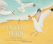 ON GULL BEACH by Jane Yolen