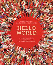 HELLO WORLD by Jonathan Litton