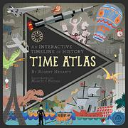 TIME ATLAS by Robert  Hegarty