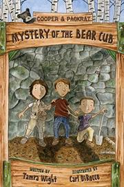 MYSTERY OF THE BEAR CUB by Tamra Wight