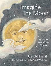 IMAGINE THE MOON by Gerald Fierst