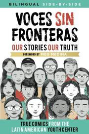 VOCES SIN FRONTERAS by Latin American Youth Center Writers