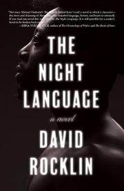 THE NIGHT LANGUAGE by David Rocklin