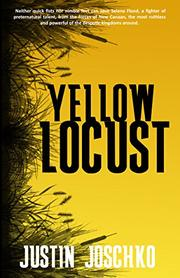 YELLOW LOCUST by Justin Joschko