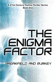 THE ENIGMA FACTOR Cover