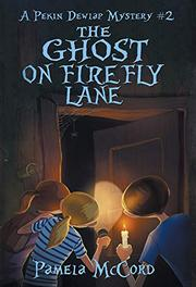 THE GHOST ON FIREFLY LANE Cover