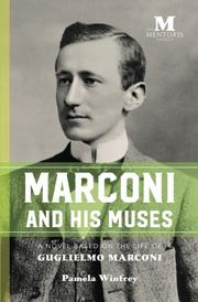 MARCONI AND HIS MUSES by Pamela  Winfrey