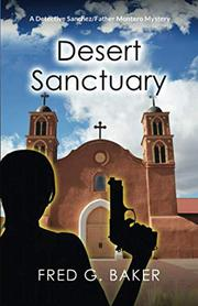 DESERT SANCTUARY Cover