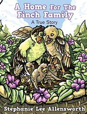 A HOME FOR THE FINCH FAMILY Cover