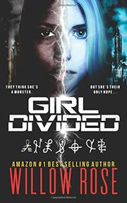 GIRL DIVIDED Cover