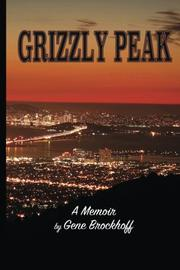 GRIZZLY PEAK by Gene  Brockhoff