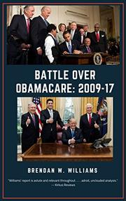 BATTLE OVER OBAMACARE Cover