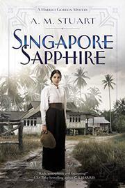 SINGAPORE SAPPHIRE  by A.M.  Stuart