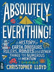 ABSOLUTELY EVERYTHING! by Christopher Lloyd