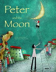 Book Cover for PETER AND THE MOON