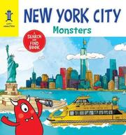 NEW YORK CITY MONSTERS by Anne  Paradis