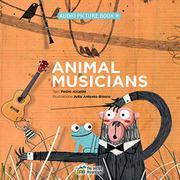 ANIMAL MUSICIANS by Pedro Alcade