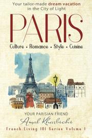 Paris by Amal Kharbichi