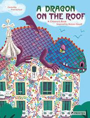 A DRAGON ON THE ROOF by Cecile Alix