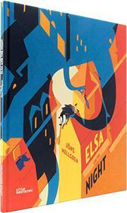 ELSA AND THE NIGHT by Jöns Mellgren