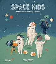 SPACE KIDS by Steve Parker