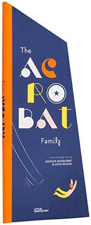ACROBAT FAMILY by Anouck Boisrobert