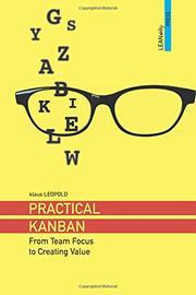 PRACTICAL KANBAN  by Klaus  Leopold