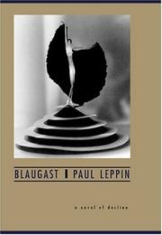 BLAUGAST by Paul Leppin