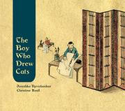 THE BOY WHO DREW CATS by Anushka Ravishankar