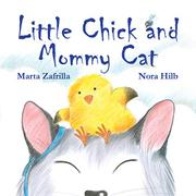 Book Cover for LITTLE CHICK AND MOMMY CAT