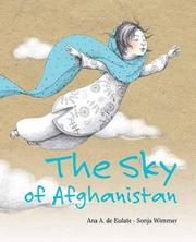 Cover art for THE SKY OF AFGHANISTAN