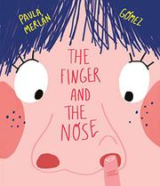 THE FINGER AND THE NOSE by Paula  Merlán
