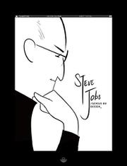 Cover art for STEVE JOBS