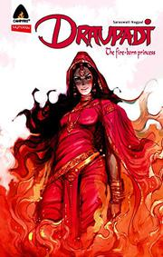 Cover art for DRAUPADI